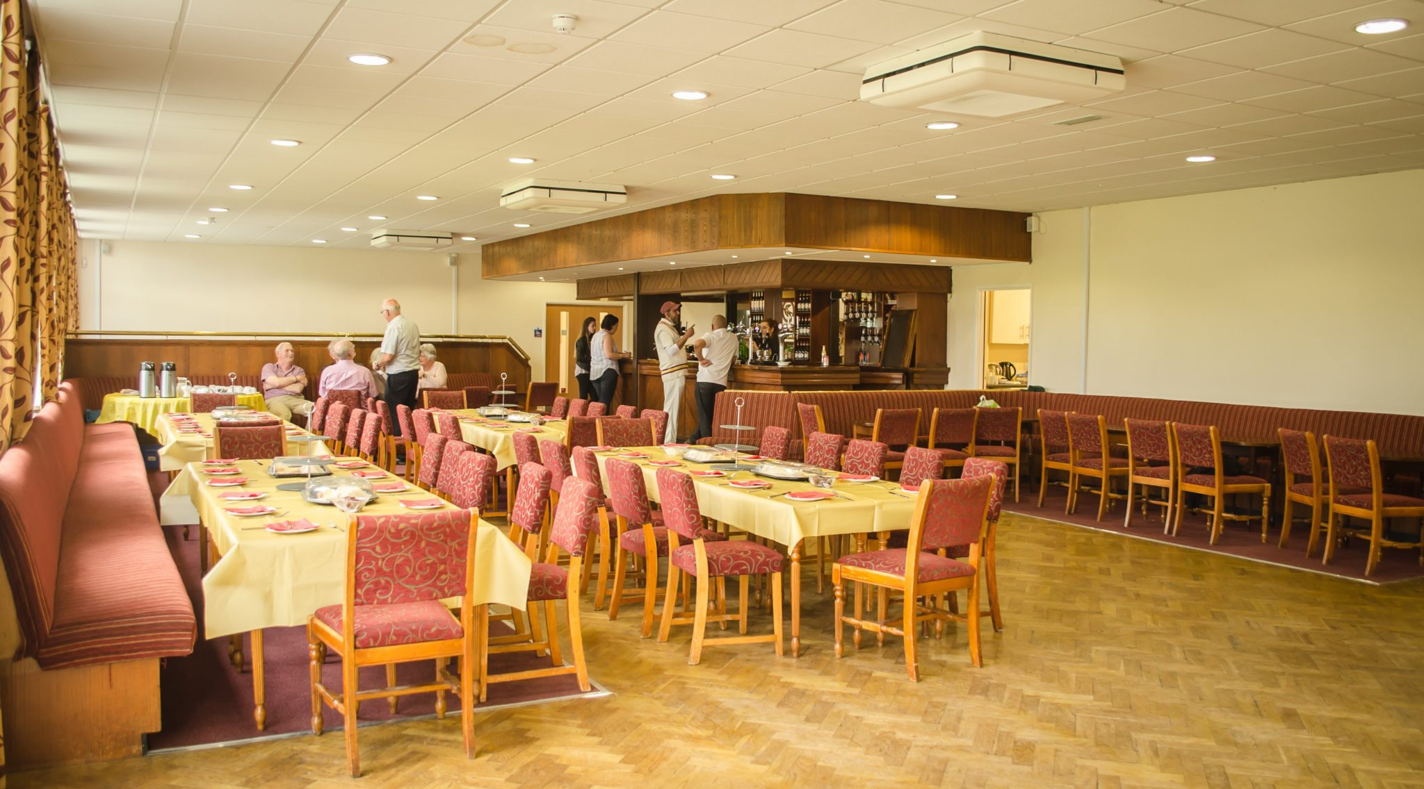 Home Fordhouses Cricket And Social Club Located In Wolverhampton