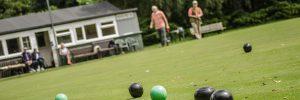 Fordhouses cricket club bowls