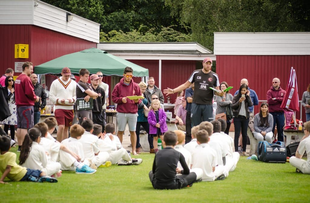 Fordhouses cricket coaching