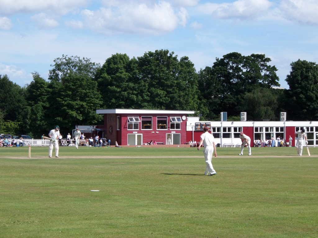 Fordhouses cricket club