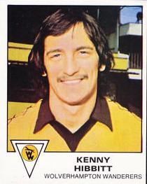 Wolves Legend Kenny Hibbitt Fordhouses CC