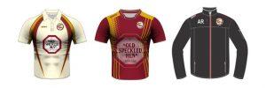 Fordhouses cricket club new shirts