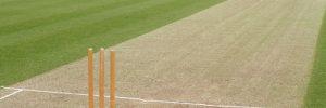 Cricket club square