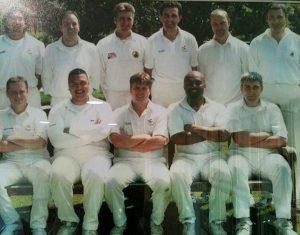 Fordhouses CC 1st team 1997