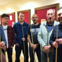 Fordhouses CC Snooker team
